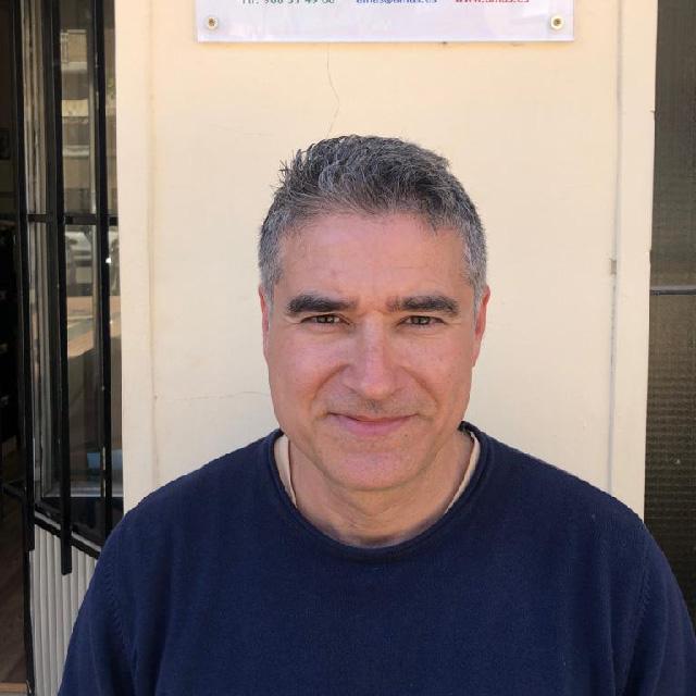 Pedro A. Martínez García