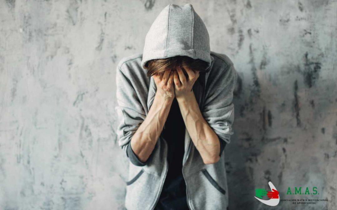 La depresión, uno de los factores de la drogadicción